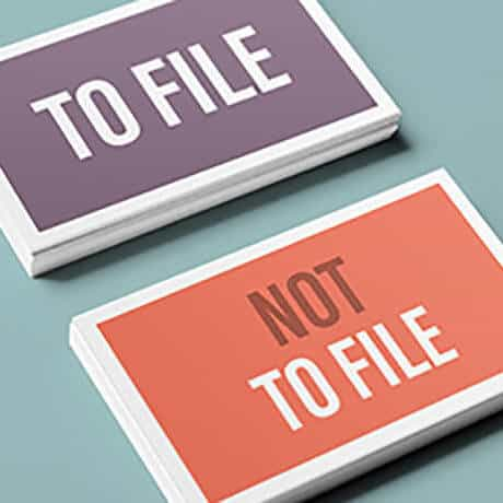 file or not file image